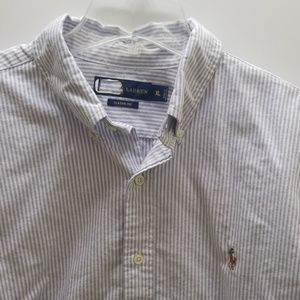 RALPH LAUREN MEN'S LONG SLEEVE SHIRT